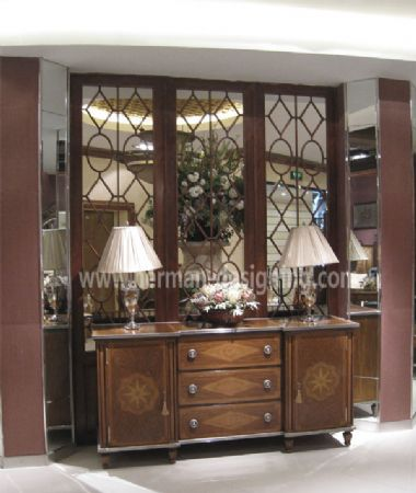 案例展示-商业空间-欧式高档家具展厅-上海办公室设计